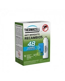 THERMACELL RECAMBIO 48H 4...