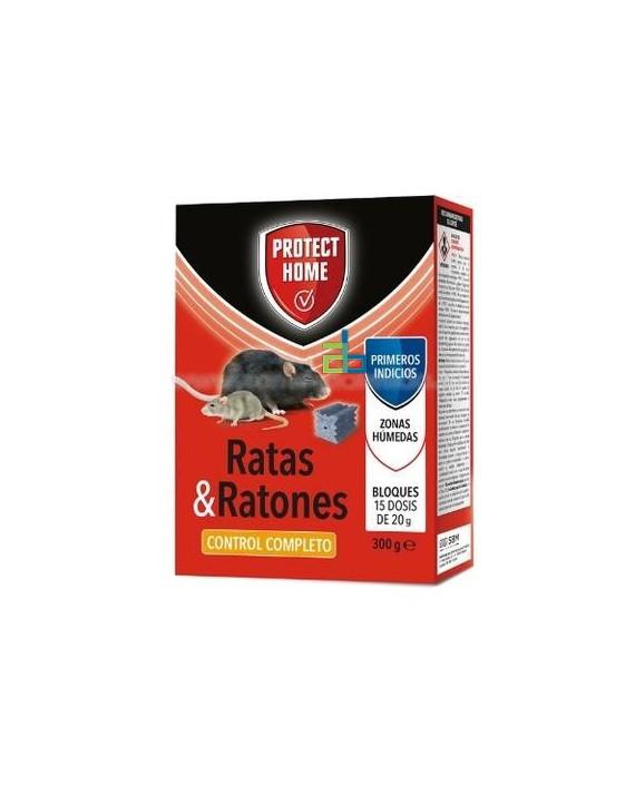 RODICUM RATAS Y RATONES 300GR. BOQUE SBM