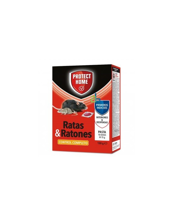 RODICUM RATAS Y RATONES 150 GR PASTA SBM
