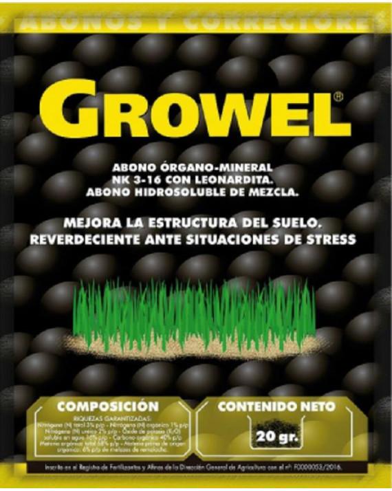 GROWEL 20 GR