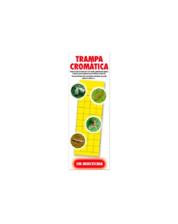 TRAMPA CROMATICA AMARILLA 25X40CM